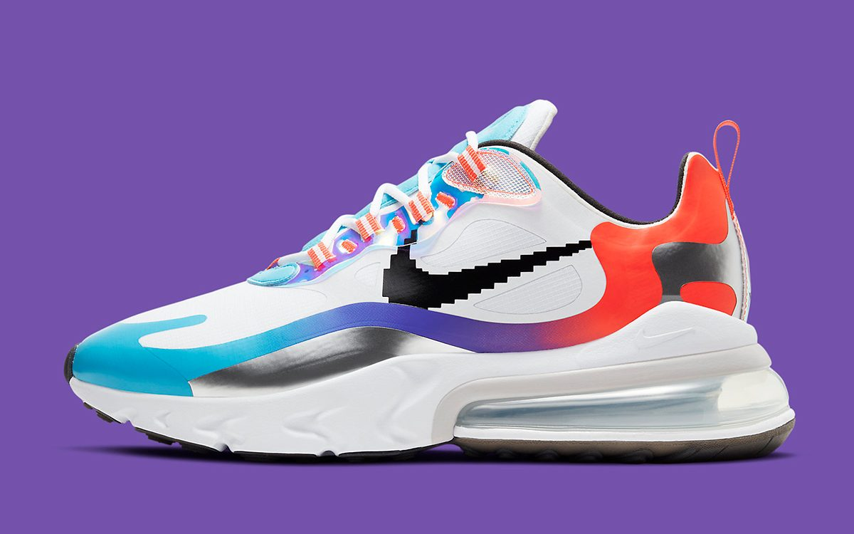 The Nike Air Max 270 React Joins Nike's