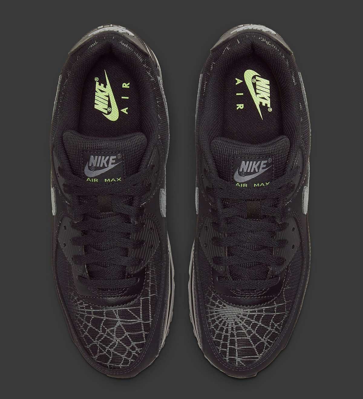 """Nike Air Max 90 """"Spider Web"""" Releases on Halloween 