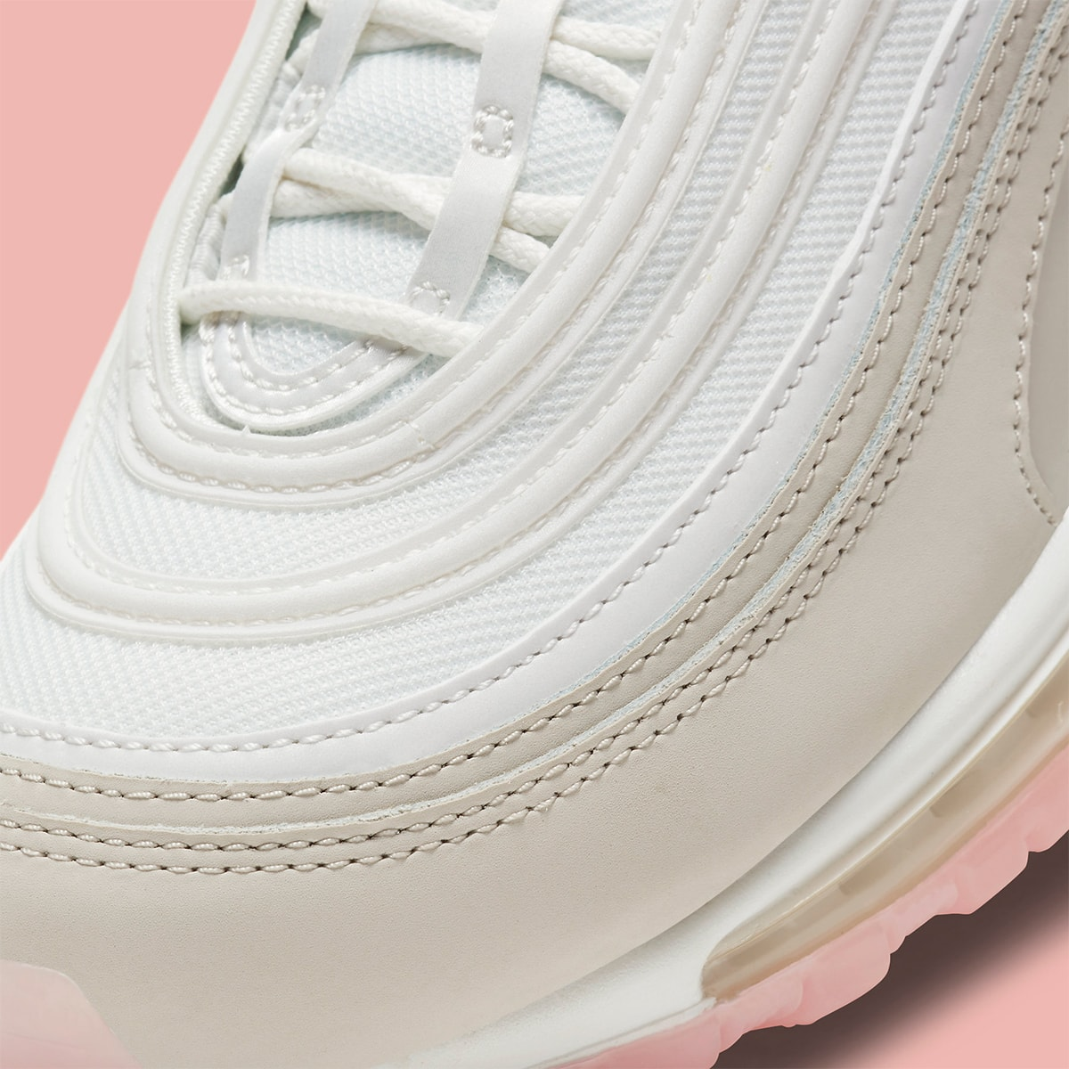 air max 97 white and pink
