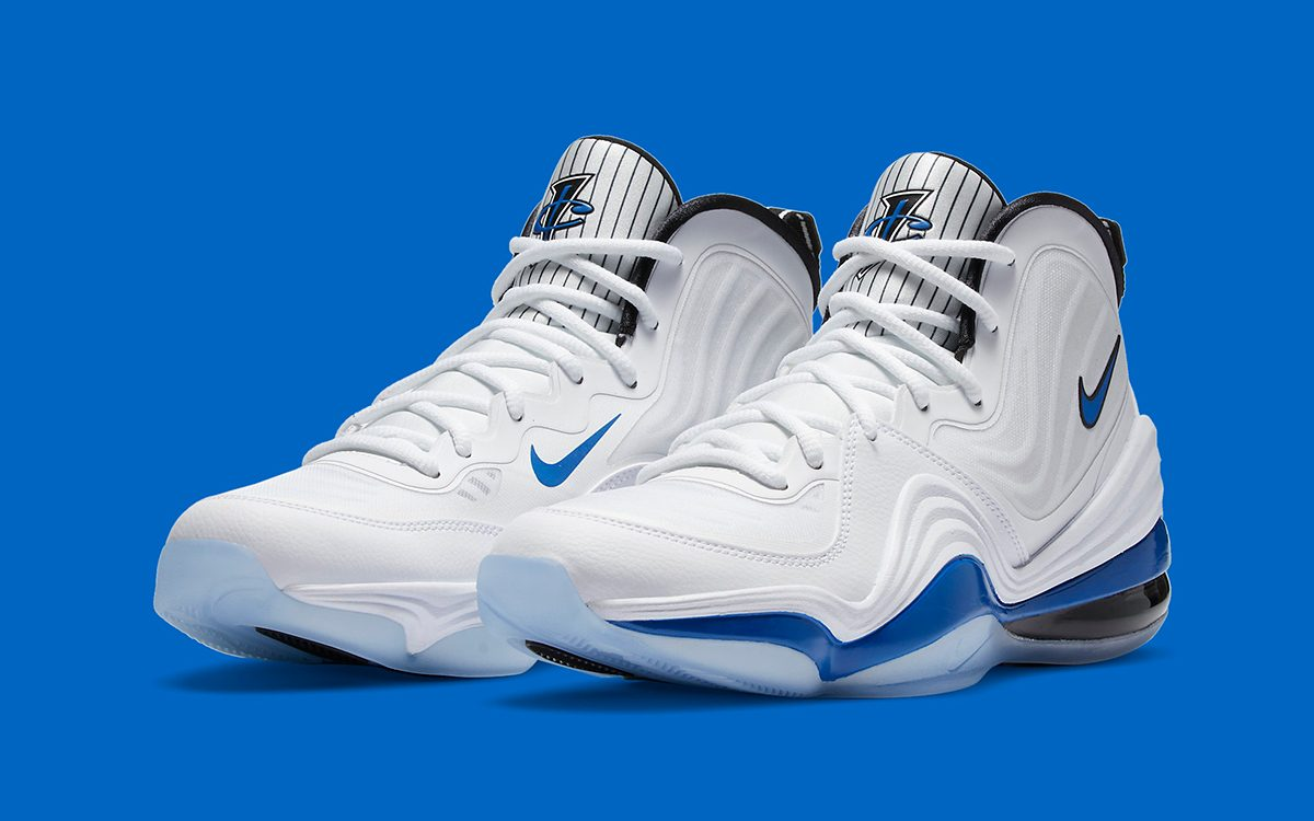 "Available Now // Nike Air Penny 5 ""Orlando Magic"""
