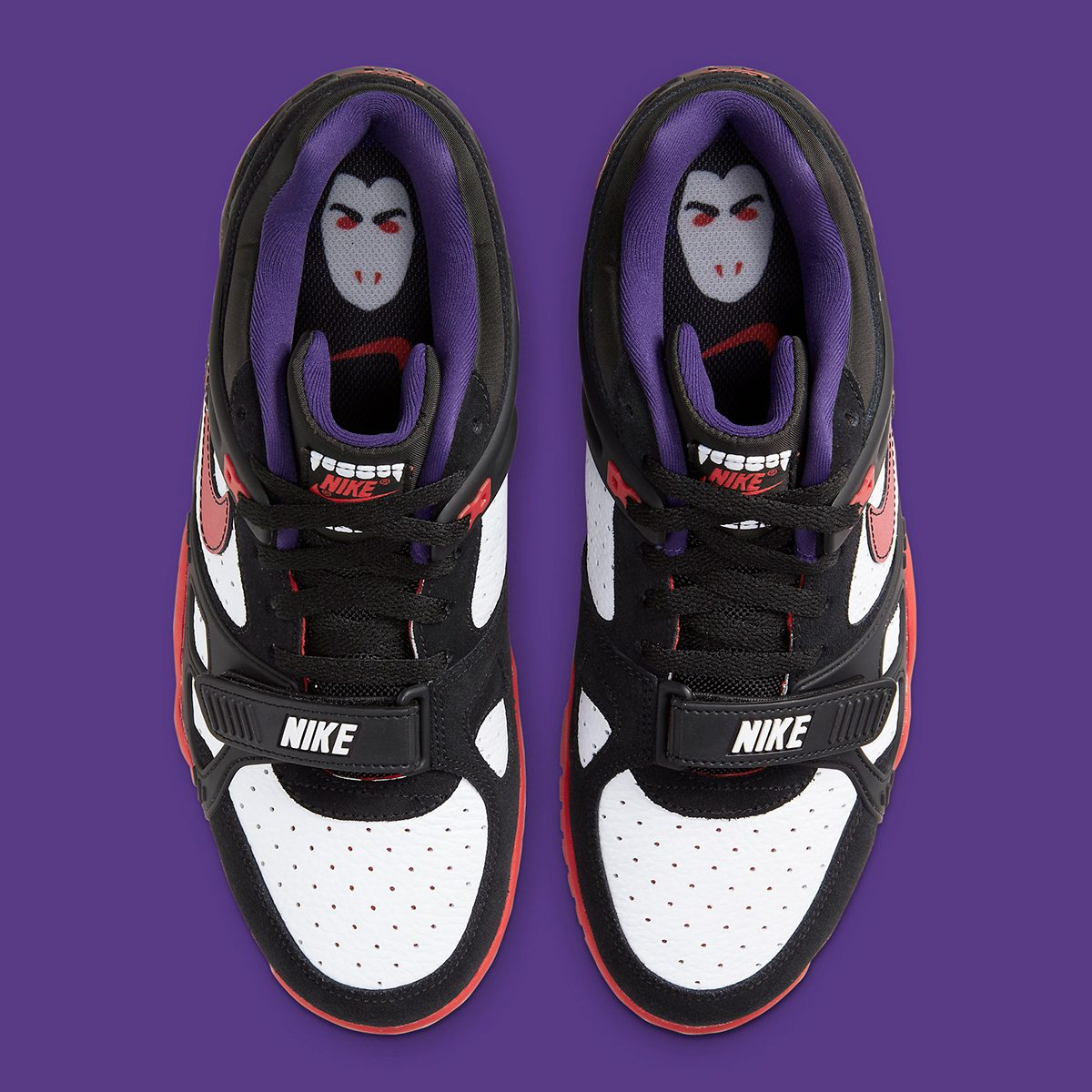 """Nike to Release a Spine-Chilling """"Count Dracula"""" Air Trainer 3 for Halloween"""