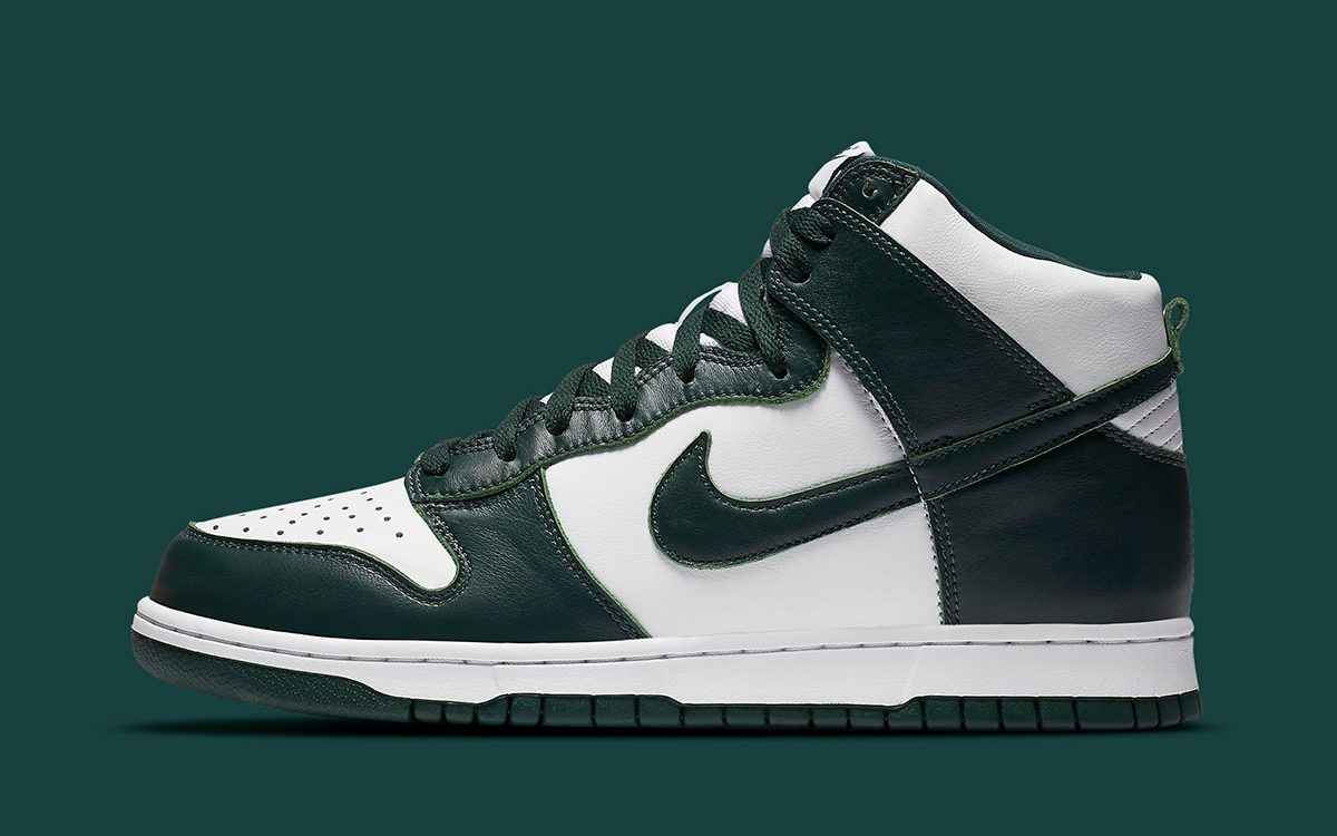 """Where to Buy the Nike Dunk High """"Pro Green"""""""