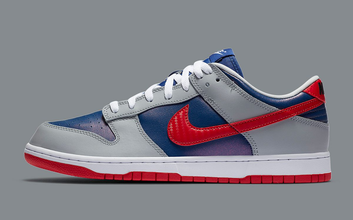 "Nike Dunk Low CO.JP ""Samba"" Earmarked for August 20th Release"
