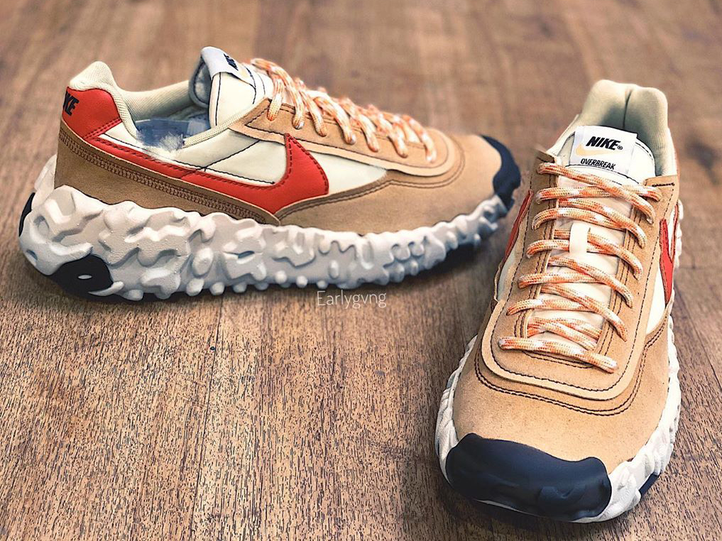 More Looks at the All-New Nike OverBreak