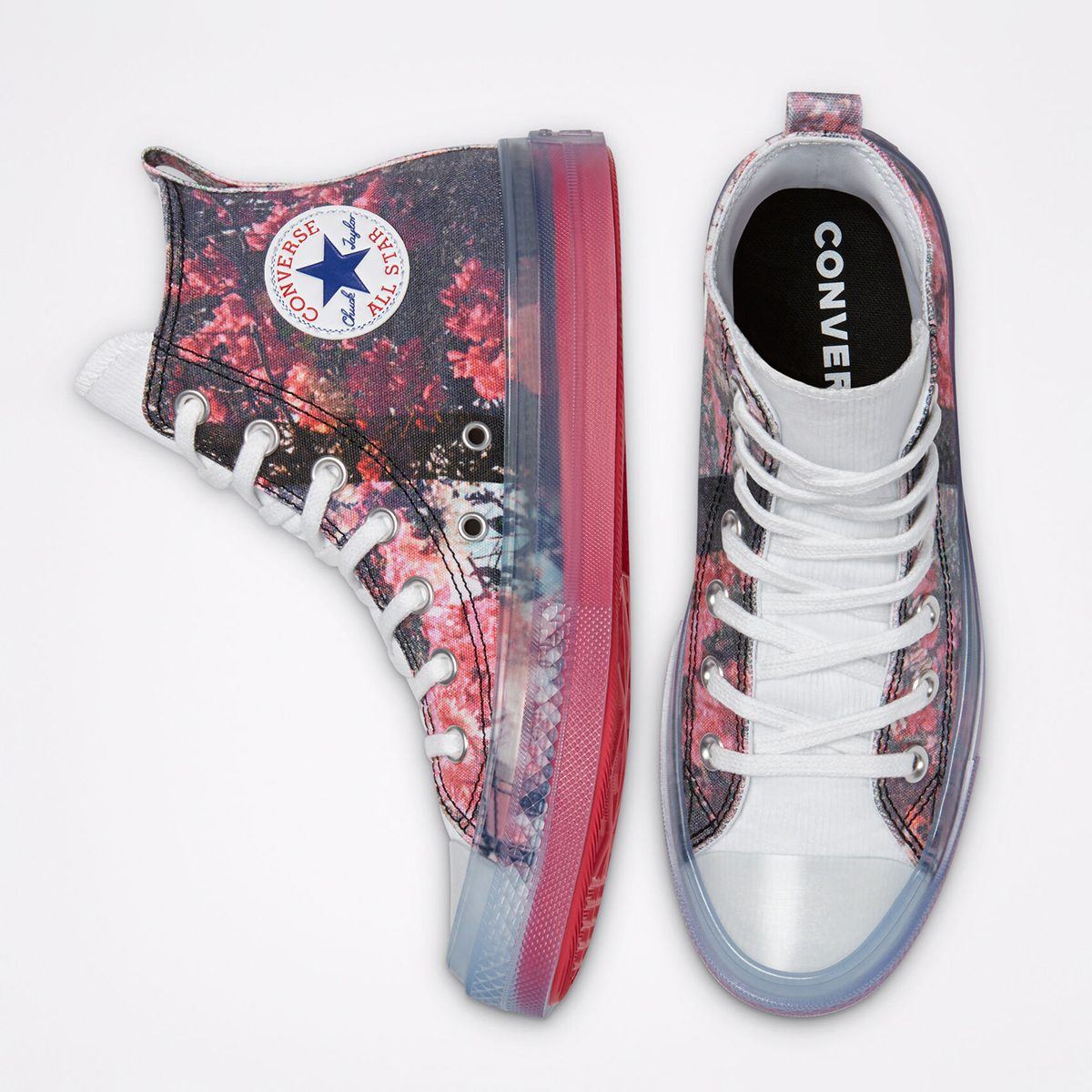 Shaniqwa Jarvis' Floral Print Converse Chuck Taylor CX Arrives August 13th
