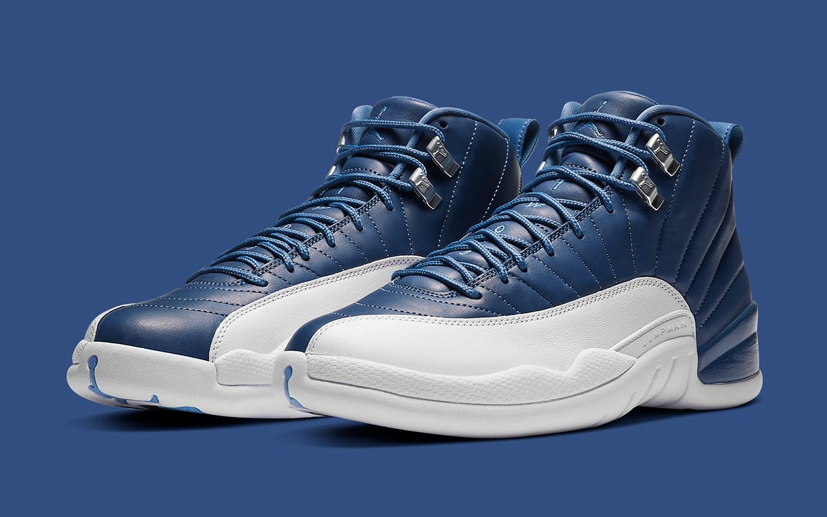 air jordan 12 obsidian vs indigo