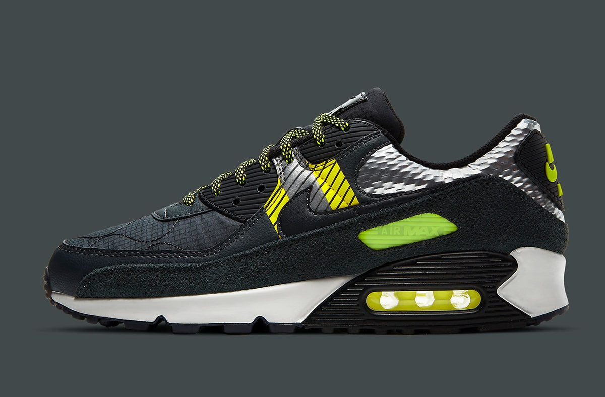 The 3M x Nike Air Max 90 is Overflowing with Accentuations | HOUSE ...