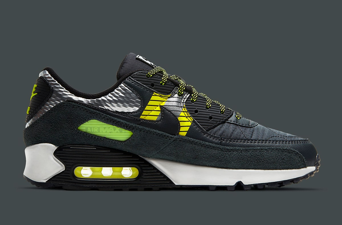 The 3M x Nike Air Max 90 is Overflowing with Accentuations   HOUSE ...