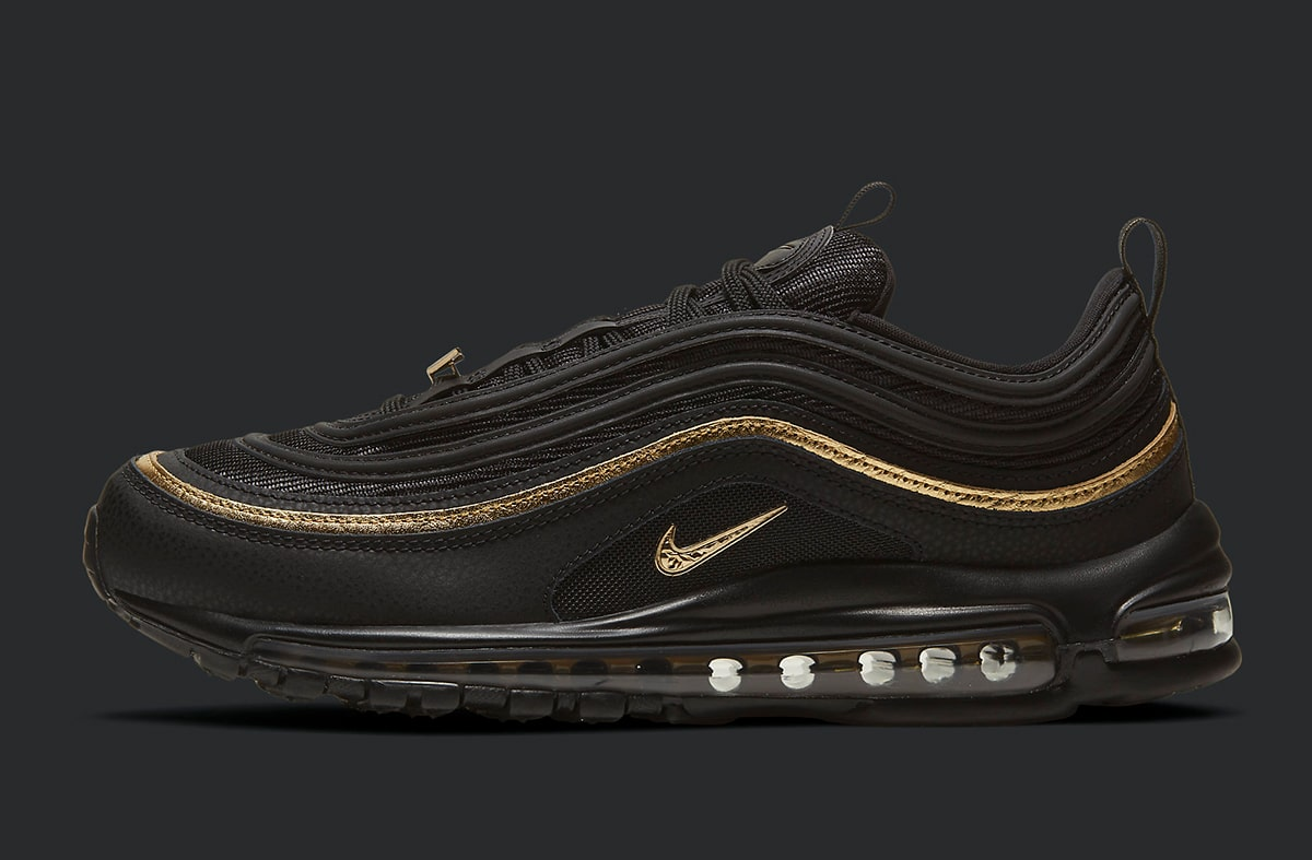 Air Max 97 is Back in Black and