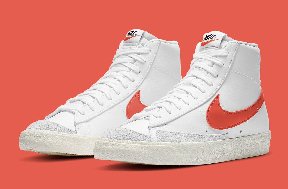 Available Now // Nike Blazer Mid 77