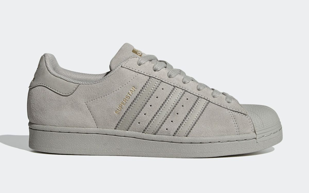 New adidas Superstar Comes Tailored in