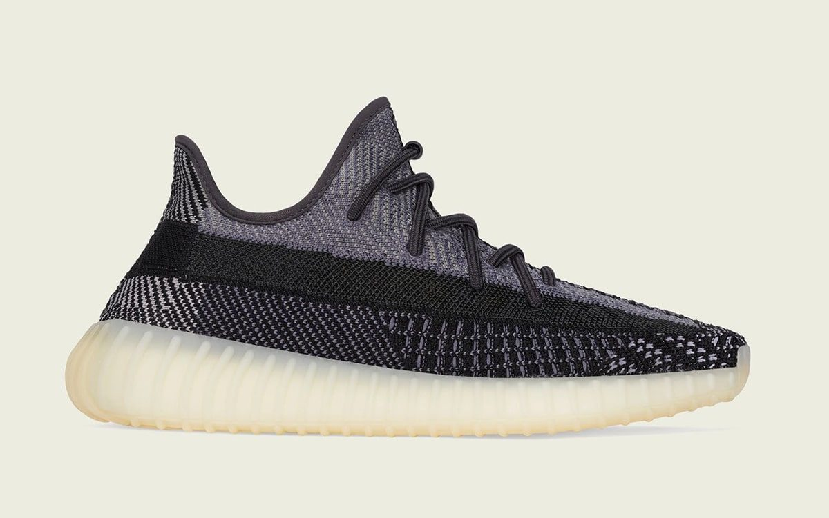 "YEEZY 350 v2 ""Carbon"", Formerly ""Asriel"", Releases October 3rd"