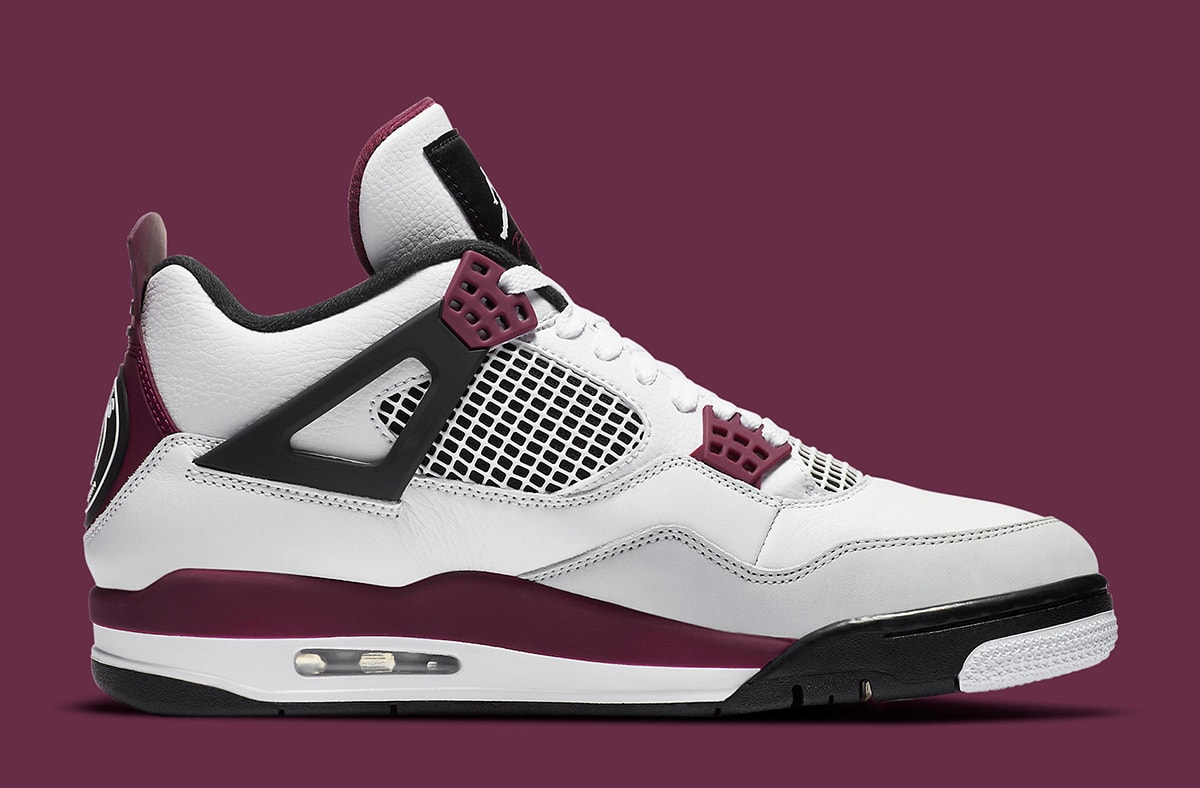 Where To Buy The Air Jordan 4 Psg Paris Saint Germain House Of Heat Sneaker News Release Dates And Features