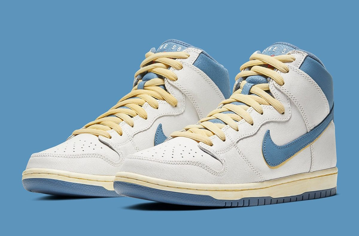 Official Looks at the Atlas x Nike SB Dunk High