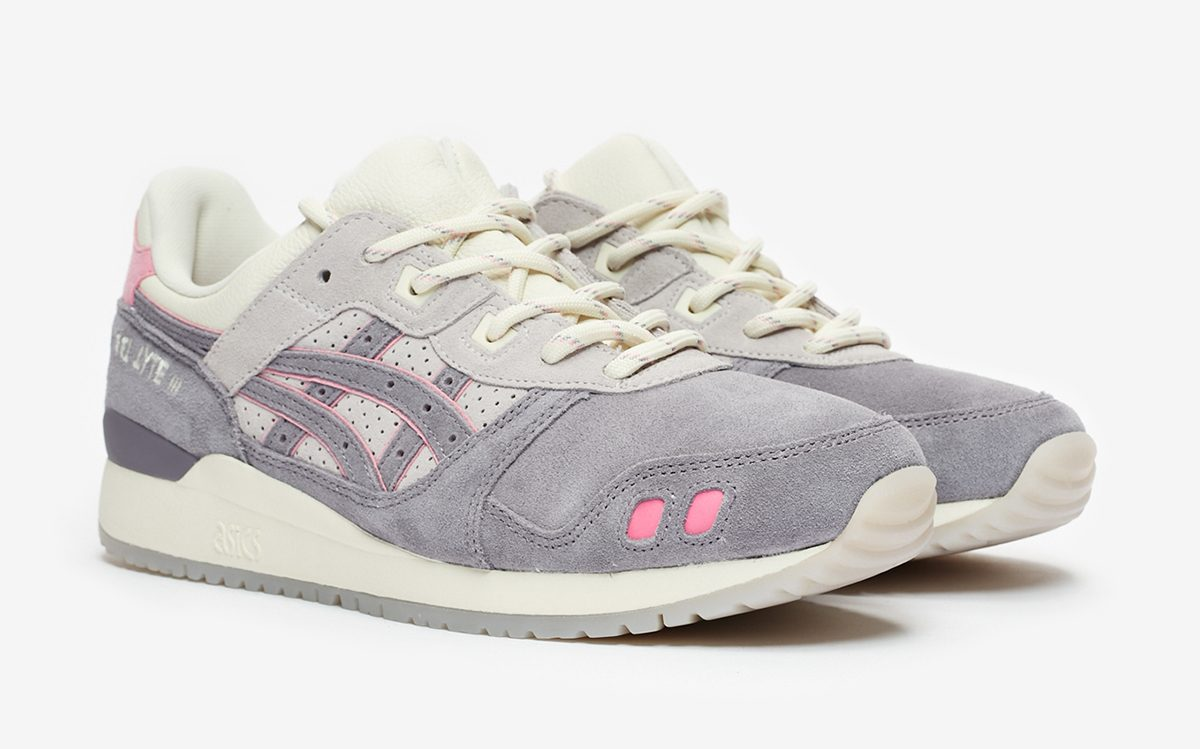 """END x ASICS GEL-Lyte III """"Pearl"""" Releases October 16"""