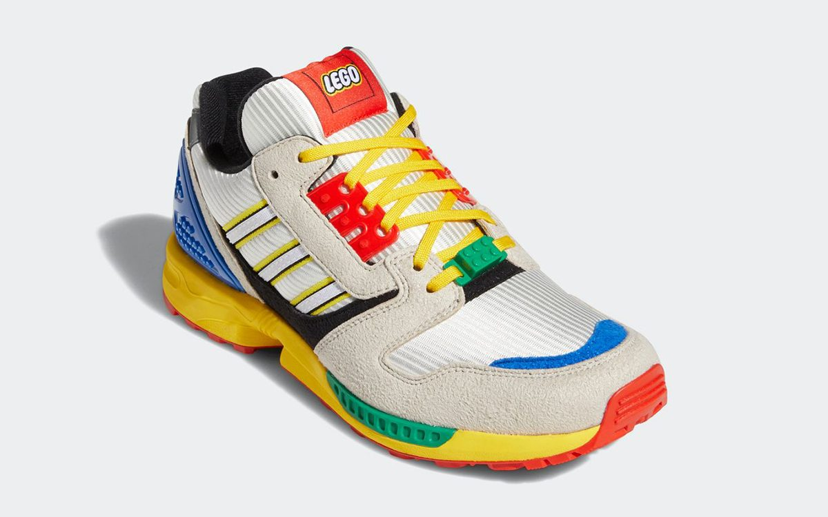 Where to Buy the LEGO x adidas ZX 8000 👀