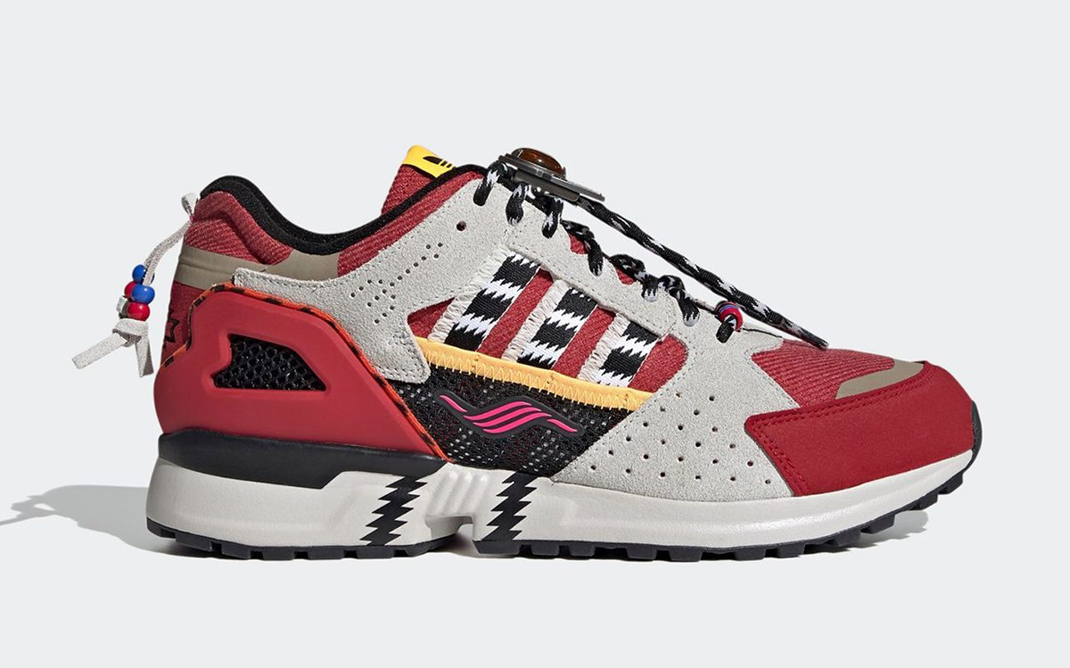 adidas to Deliver Three-Piece Native American-Inspired Pack this November