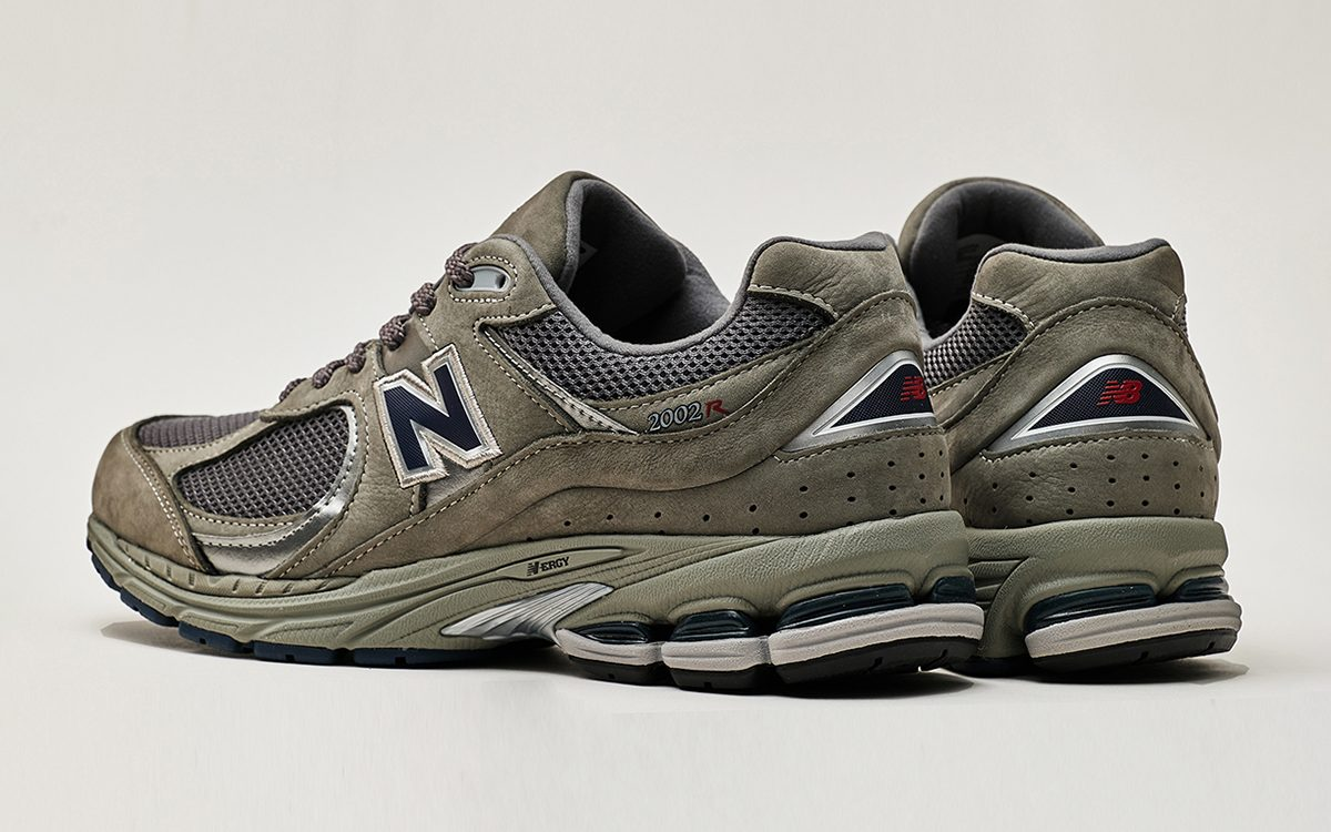 The Mythical New Balance 2002 Returns this Month in Asia