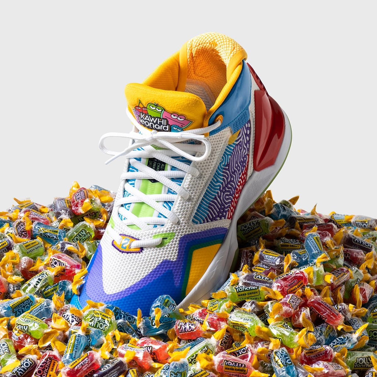 "New Balance Deliver a Delicious KAWHI ""Jolly Rancher"" Collection Ahead of Halloween"