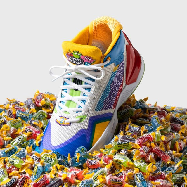 "Where to Buy the New Balance x KAWHI ""Jolly Rancher"" Collection"