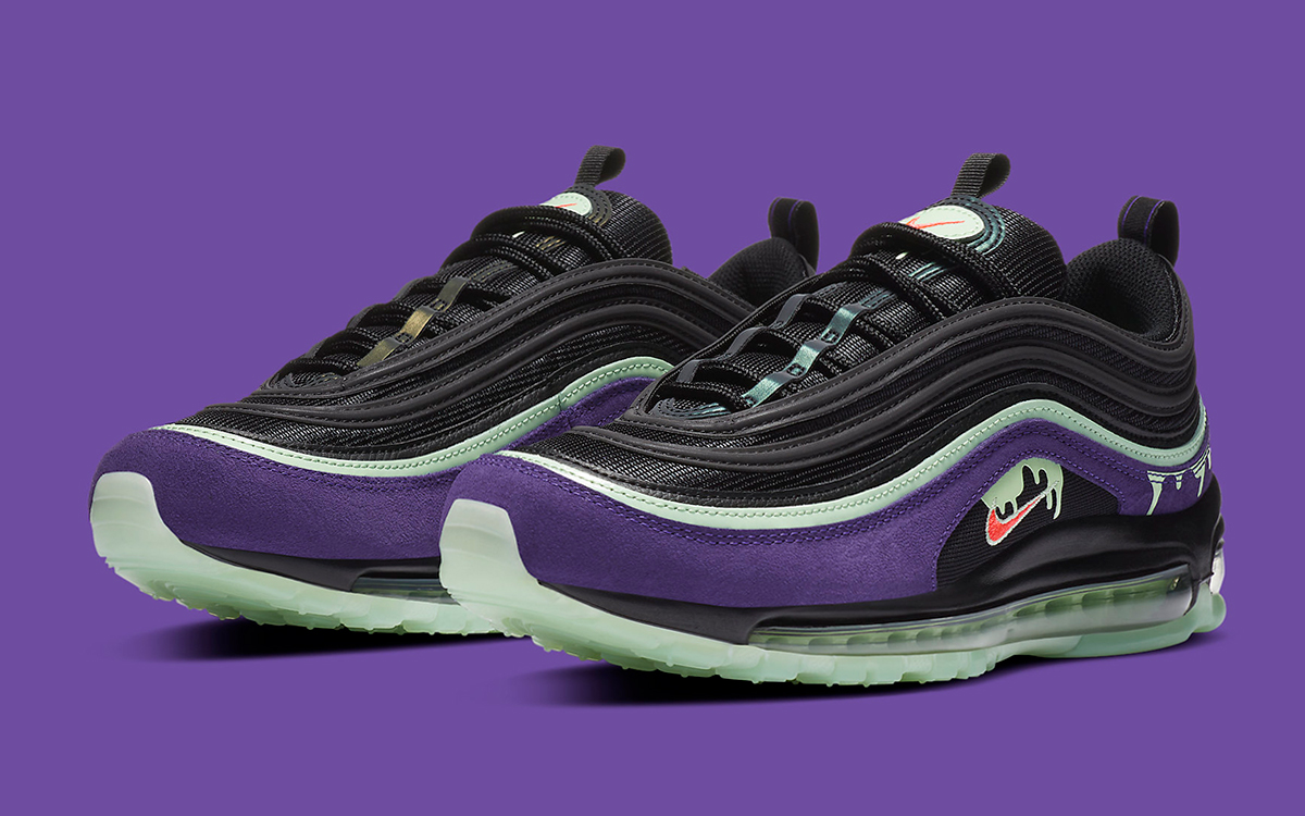 escapar techo Analista  Available Now // Glow-in-the-Dark Air Max 97