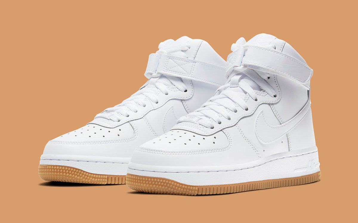 Available Now // Nike Air Force 1 High