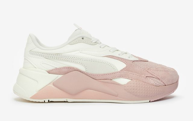 "Available Now // PUMA RS-X3 ""Rose Toe"""
