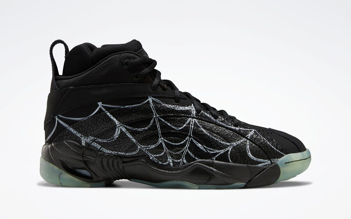 "Reebok Shaqnosis ""Spider Web"" to Release Ahead of Halloween"