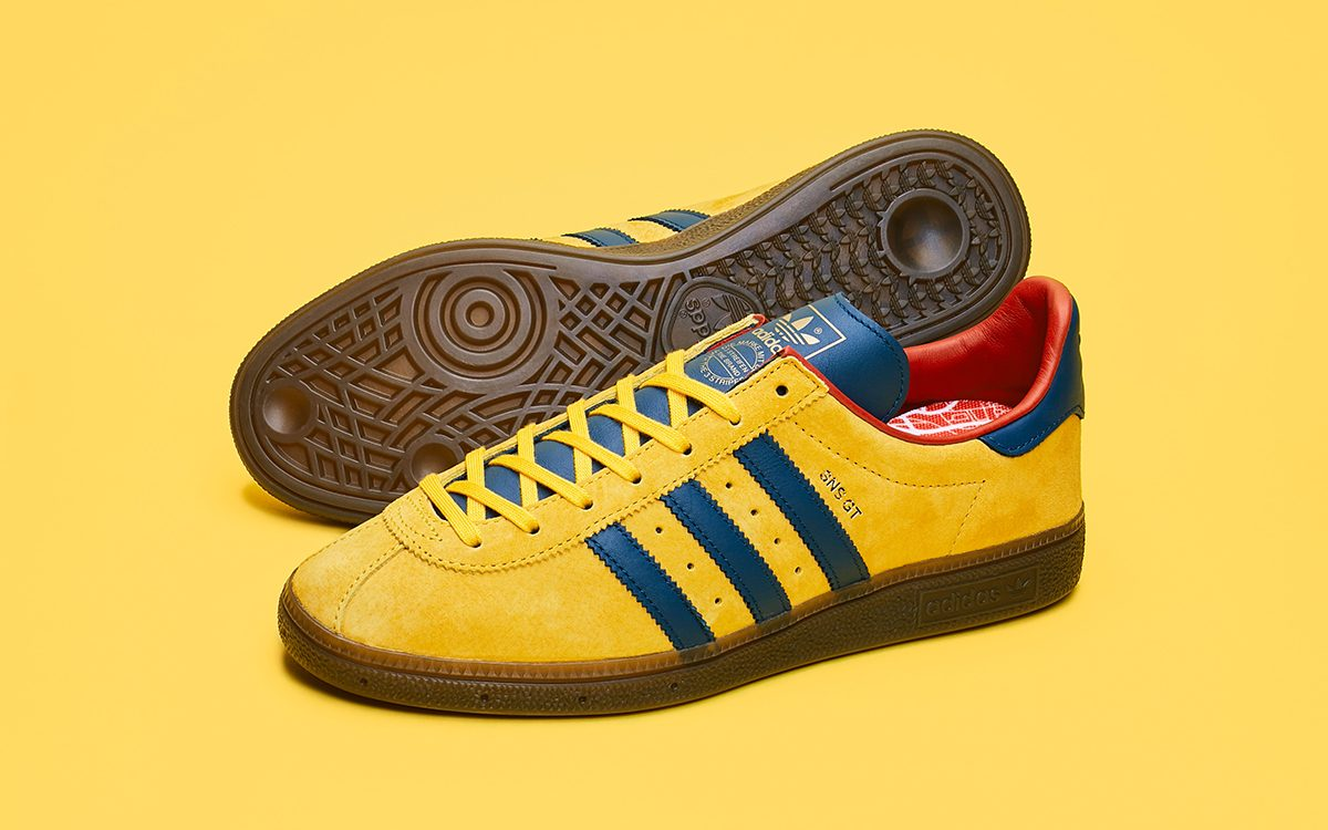"""Sneakersnstuff Continue Their """"Hometown Love"""" Series with adidas SNS GT """"London"""""""