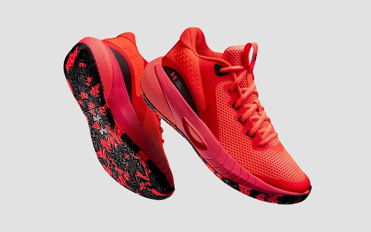 Dick's and UA Partner on the HOVR Breakthru, a Hoop Shoe Designed Specifically for Women