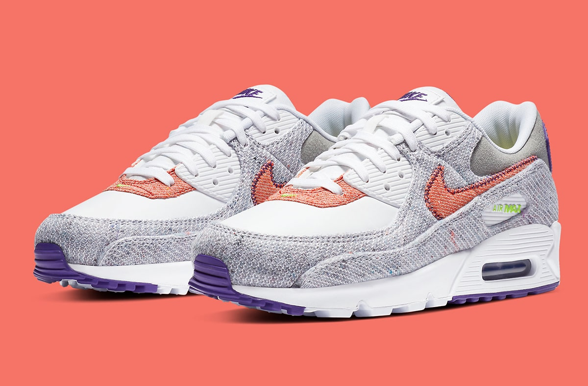 Another Recycled Nike NRG Release Appears in the Air Max 90 ...