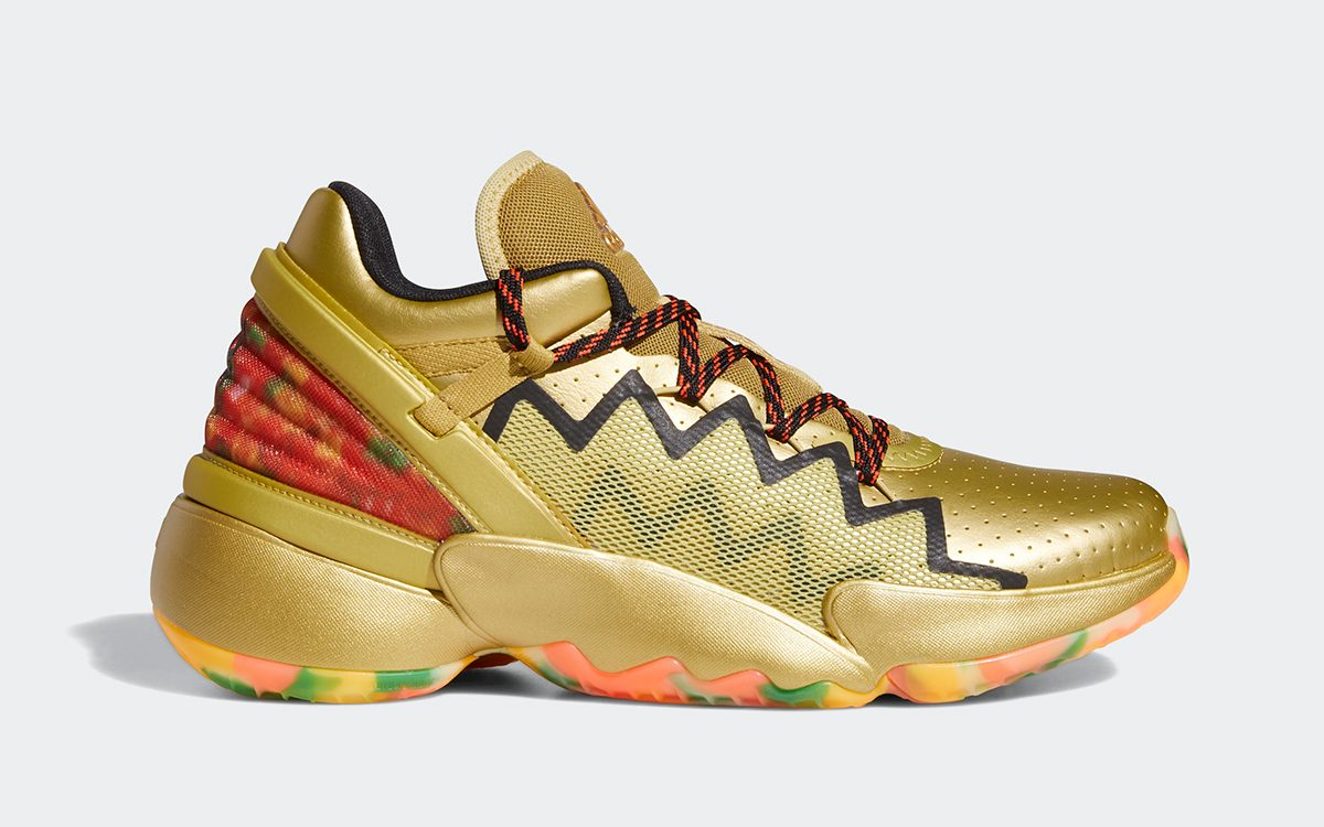 """adidas to Drop a Delectable """"Gummy Bears"""" D.O.N. Issue #2"""