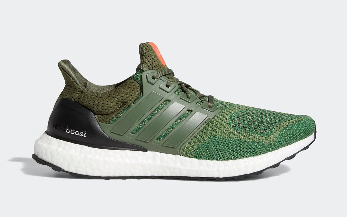 "Incerto partenza comune  adidas to Reissue the OG Ultra BOOST 1.0 ""Olive"" on Oct. 22 - HOUSE OF HEAT  