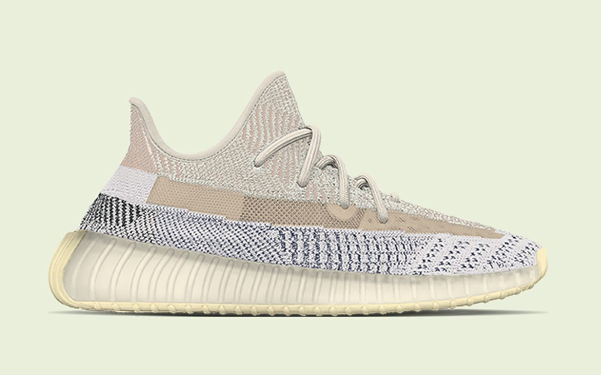 "YEEZY 350 v2 ""Ash Pearl"" Expecting Release Early 2021"