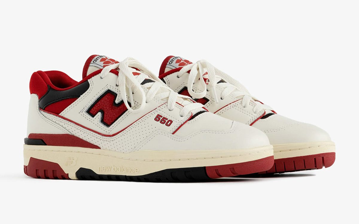 Where to Buy the Aimé Leon Dore x New Balance P550 Basketball Oxford