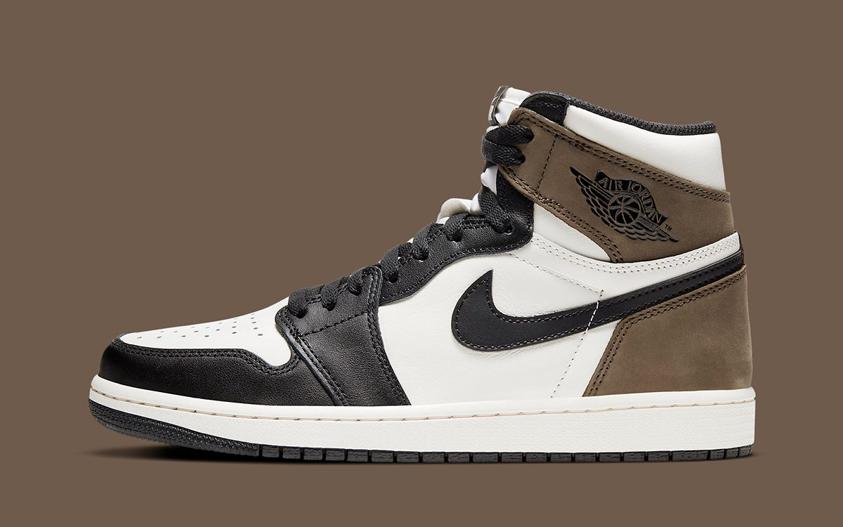 "Where to Buy the Air Jordan 1 ""Dark Mocha"""