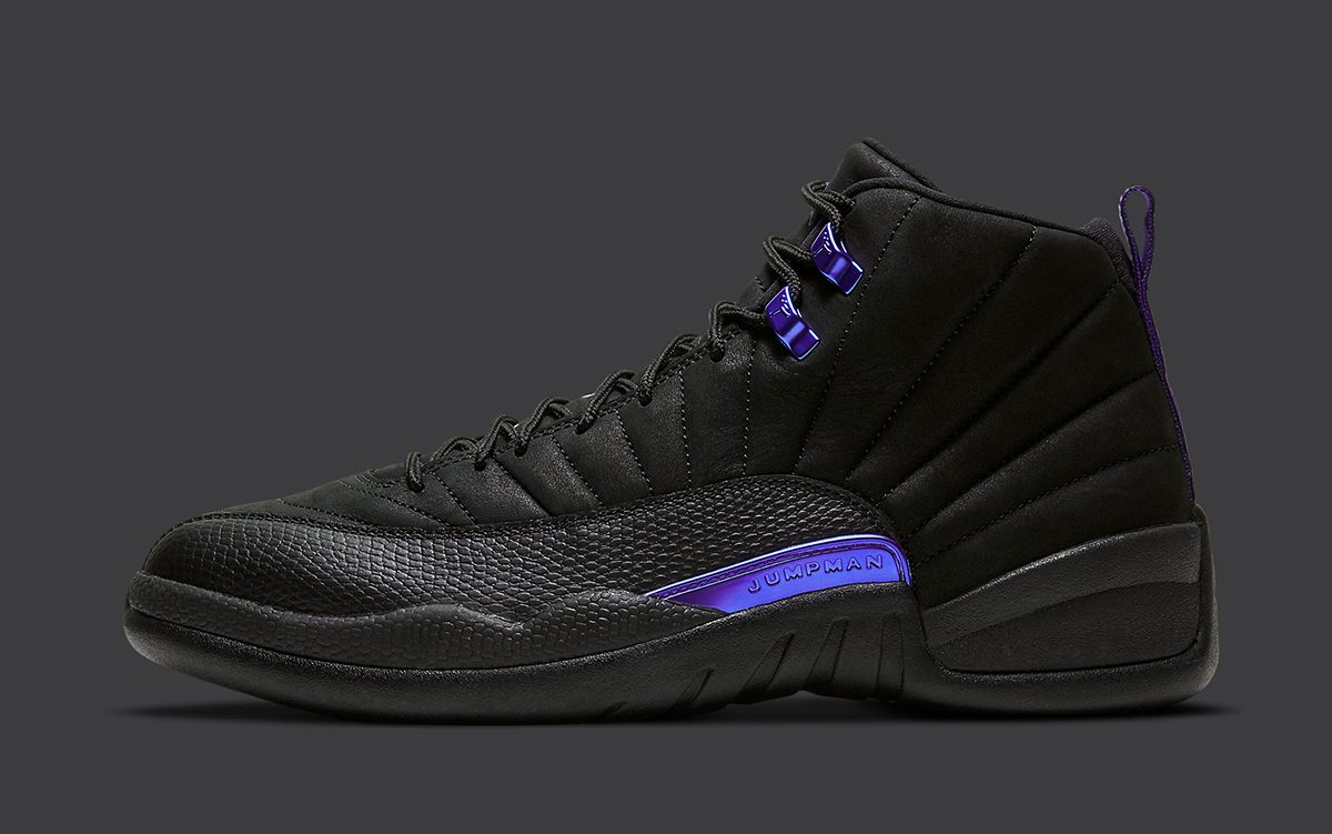 "Where to Buy the Air Jordan 12 ""Black Concord"""