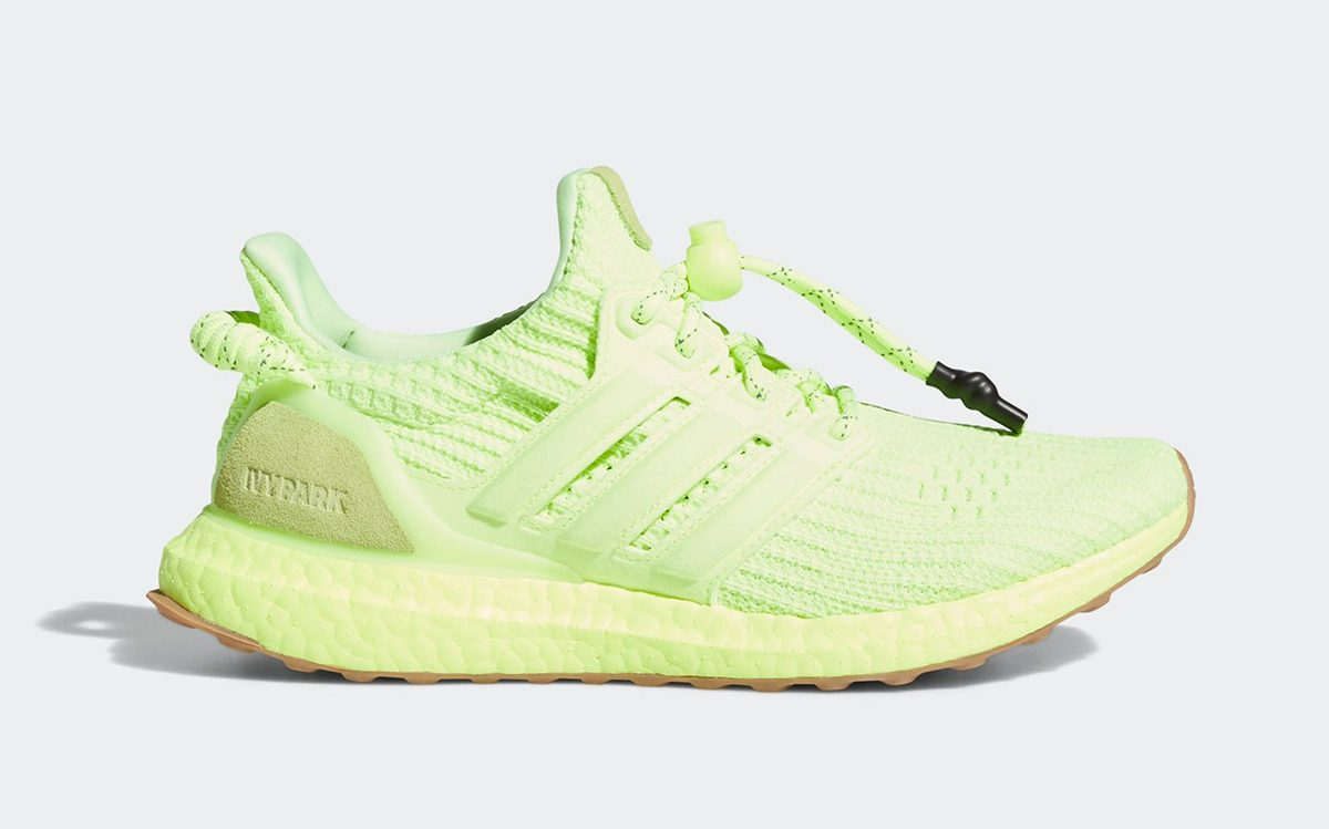 """Official Looks at the Beyoncé IVY PARK x adidas Ultra BOOST OG """"Hi-Res Yellow"""""""