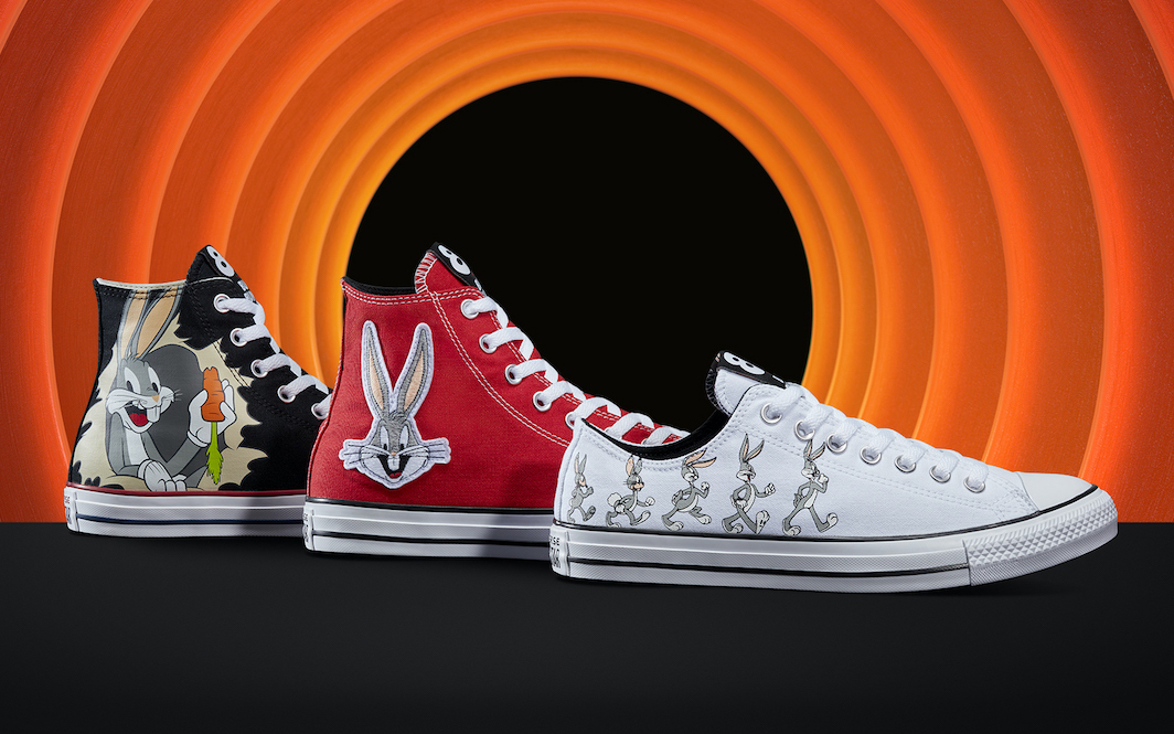 Where to Buy the Bugs Bunny x Converse Collection