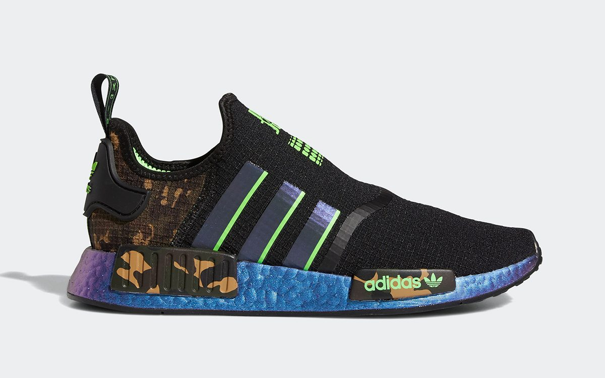 JuJu Smith-Schuster is Dropping an adidas NMD on October 15