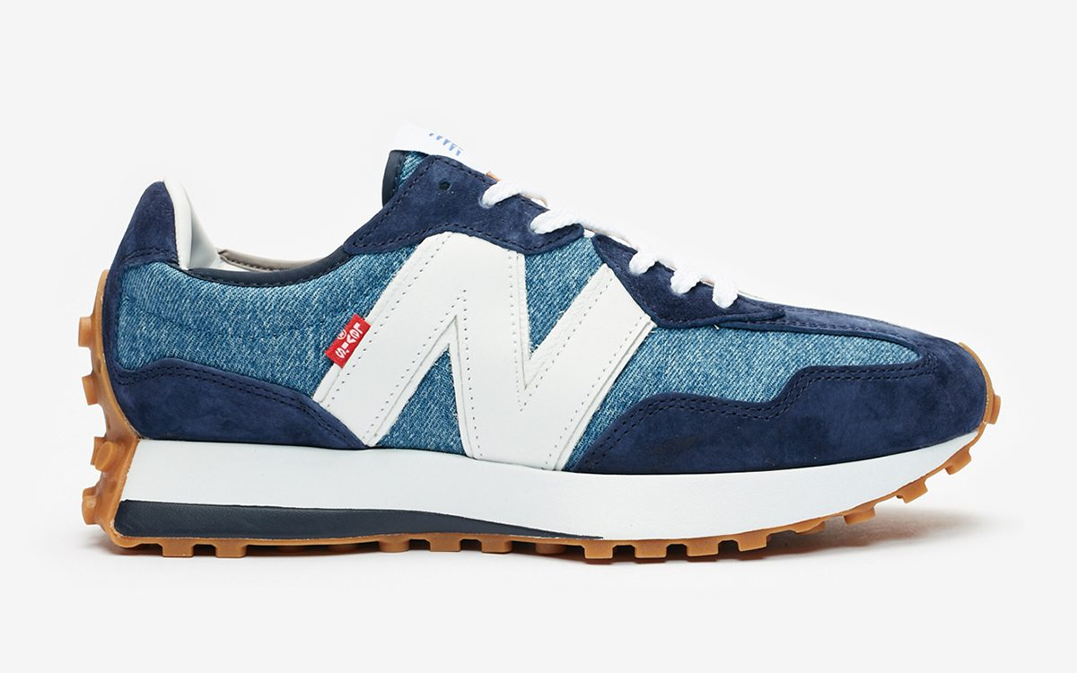 Levi's x New Balance 327 Collection Confirmed for Nov. 10th