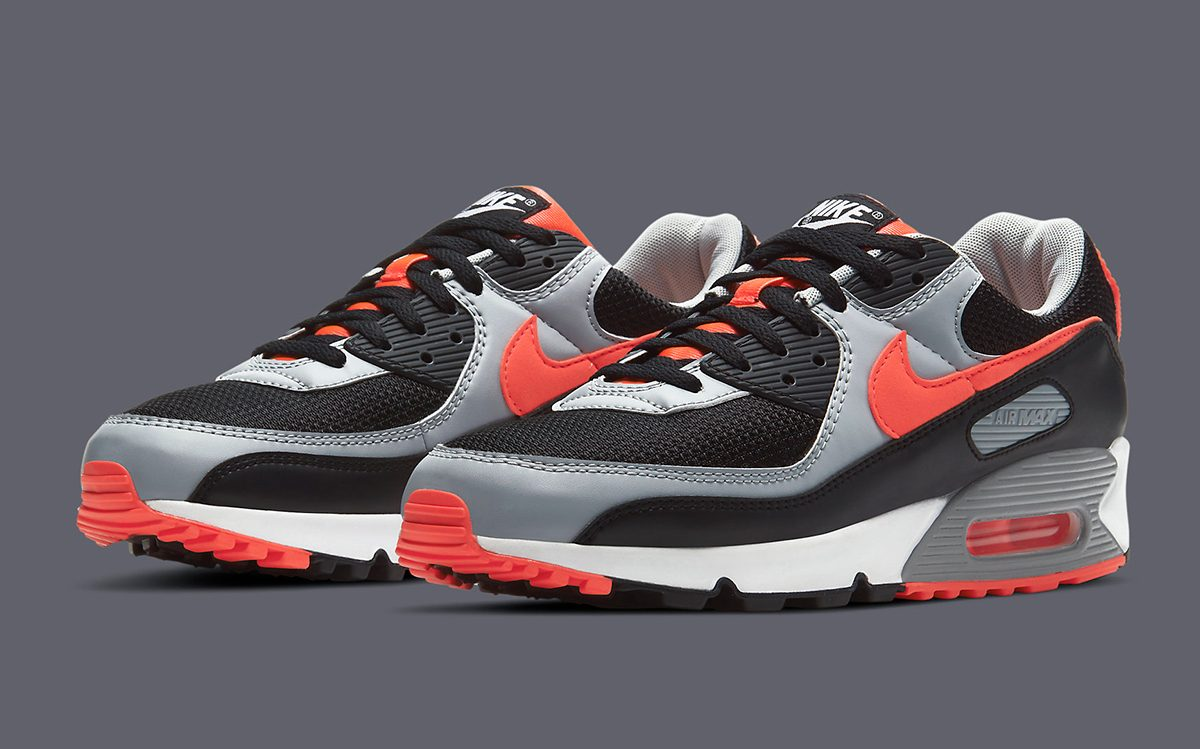"""Nike Air Max 90 """"Radiant Red"""" Releases"""