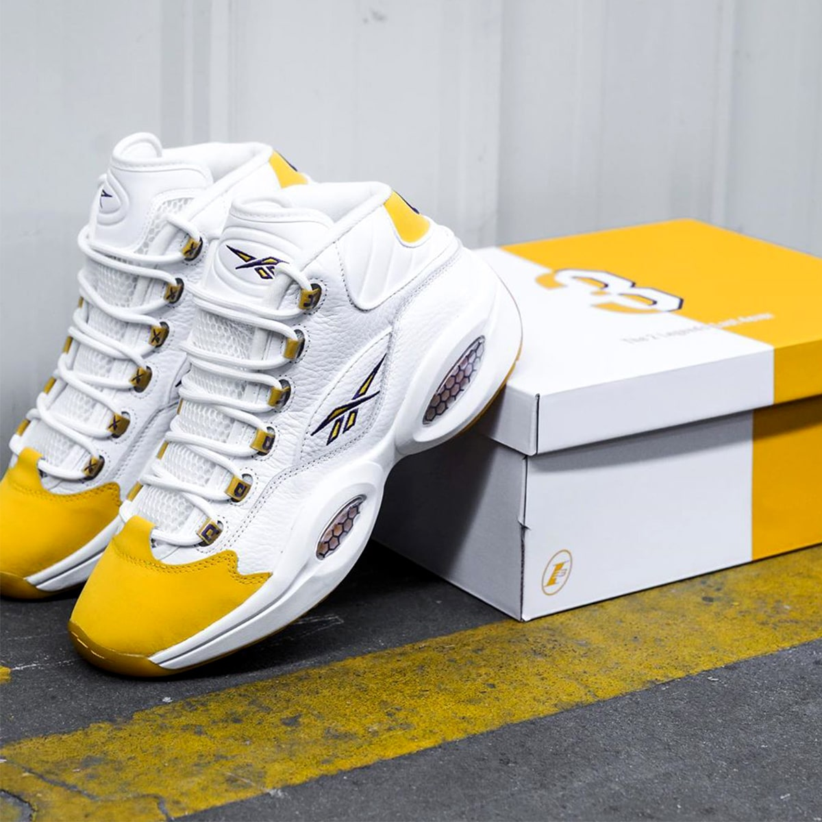 The Reebok Question Mid \