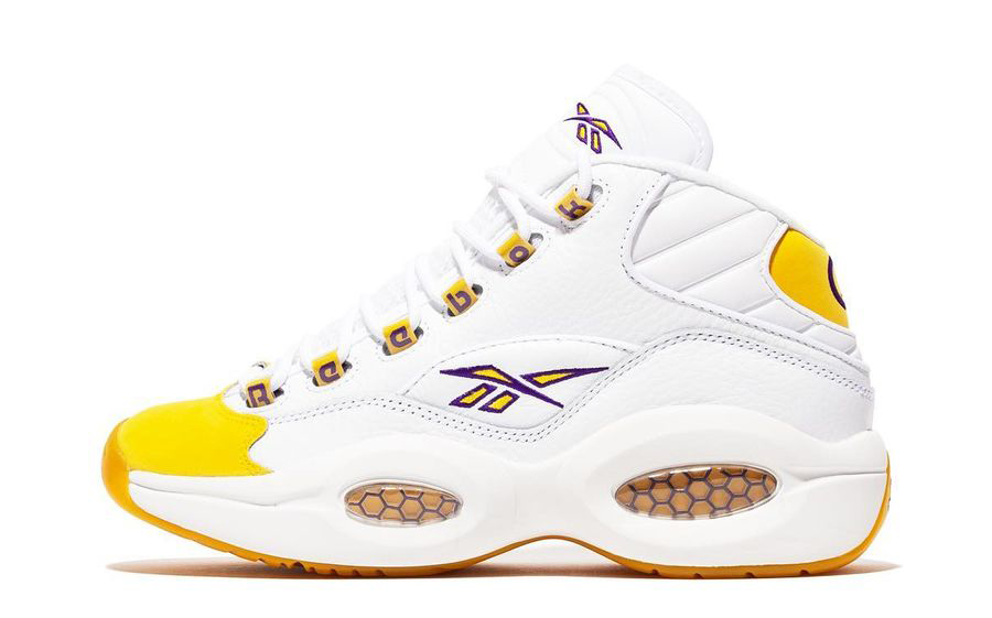 "Kobe Bryant's Reebok Question Mid ""Yellow Toe"" PE Releases Nov. 28"