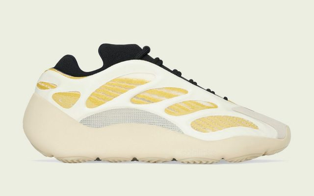 """Where to Buy the Yellow YEEZY 700 V3 """"Safflower"""""""