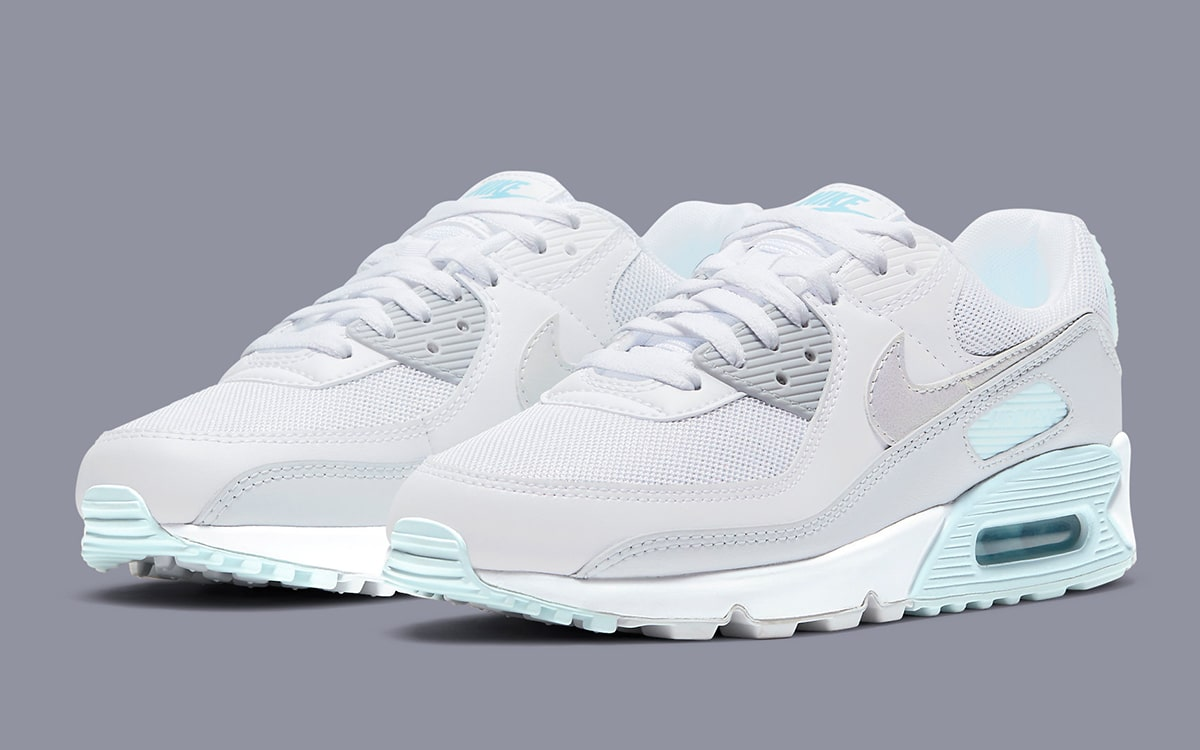 The Air Max 90 Goes Ice Cold for Winter   HOUSE OF HEAT