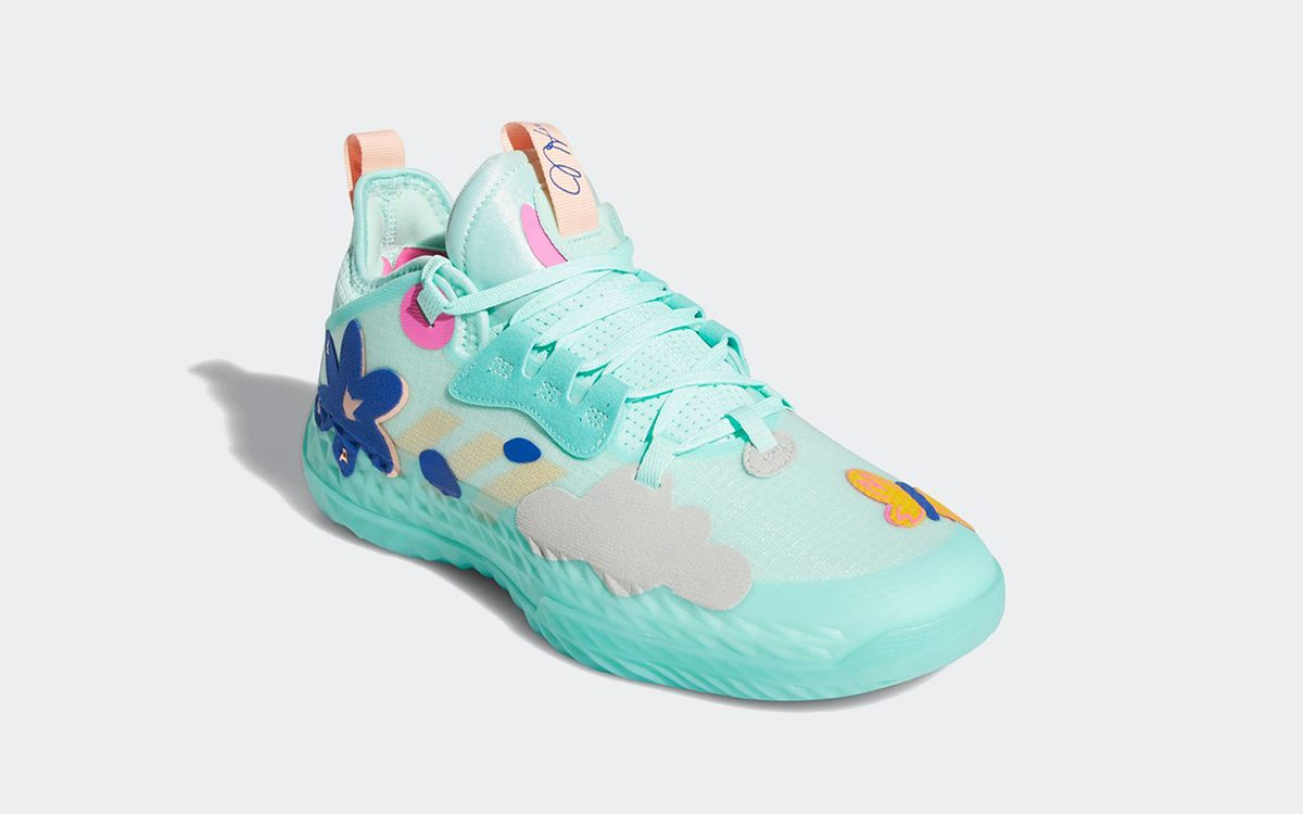 """Official Images // adidas Harden Vol. 5 Futurenatural """"Support"""""""