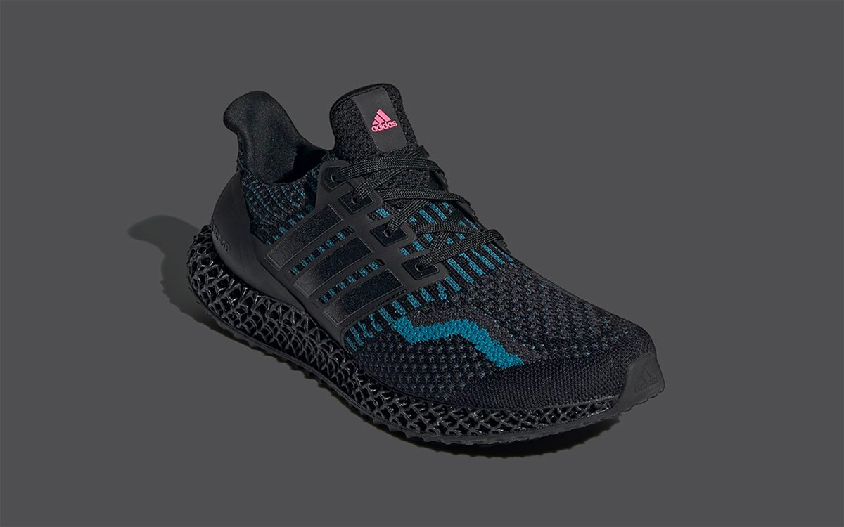 """Available Now // adidas Ultra 4D 5.0 """"Miami Nights"""""""
