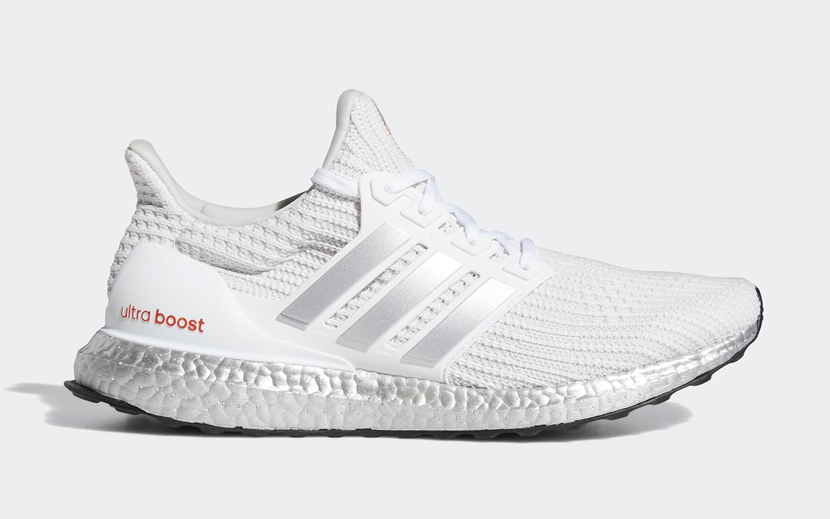 ultra boost all white 4.0
