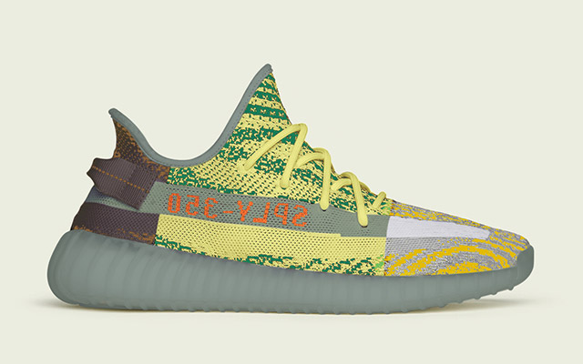"adidas YEEZY 350 v2 ""What The"""